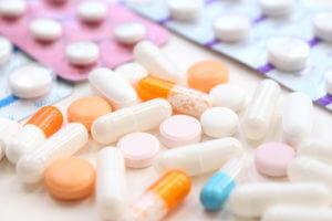 prescription drug addiction rehab pills
