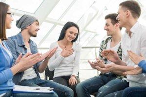 group therapy at drug rehab portland oregon