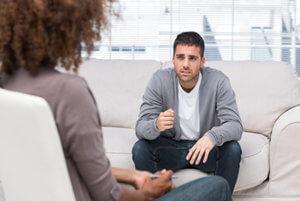patient at a hillsboro oregon drug addiction treatment center